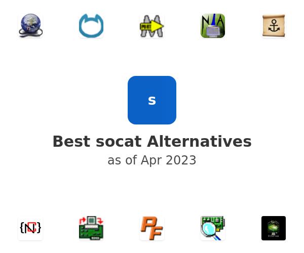 Best socat Alternatives