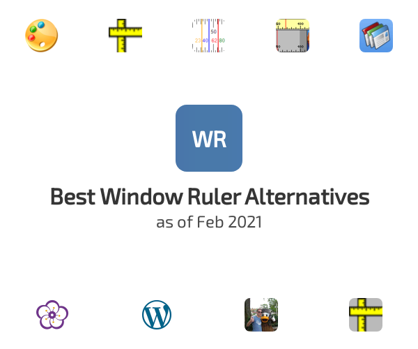 Best Window Ruler Alternatives