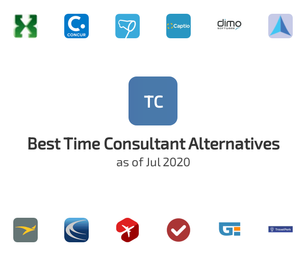 Best Time Consultant Alternatives