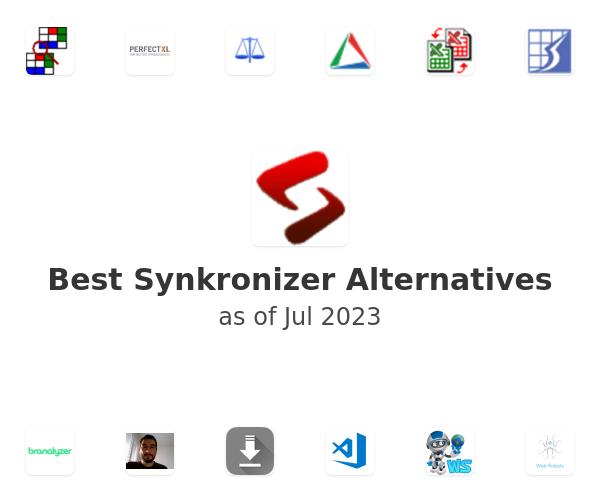 Best Synkronizer Alternatives
