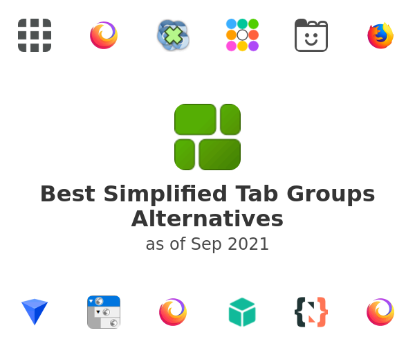 Best Simplified Tab Groups Alternatives