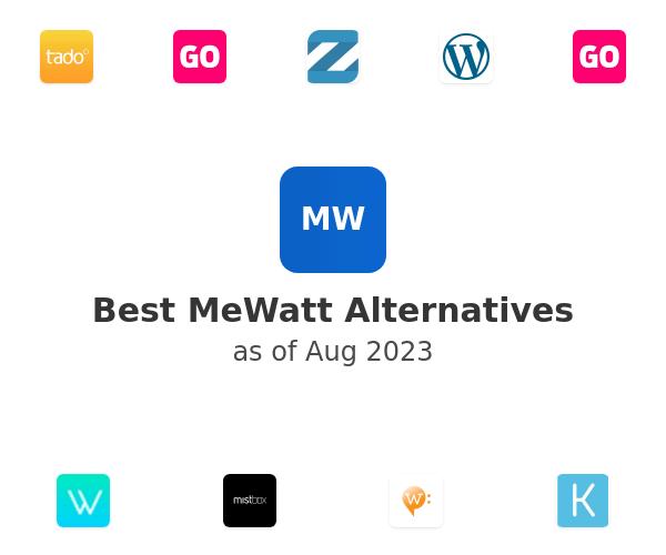 Best MeWatt Alternatives