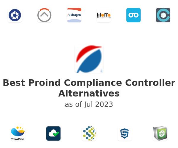 Best Proind Compliance Controller Alternatives
