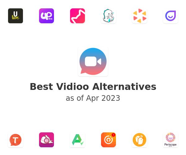 Best Vidioo Alternatives