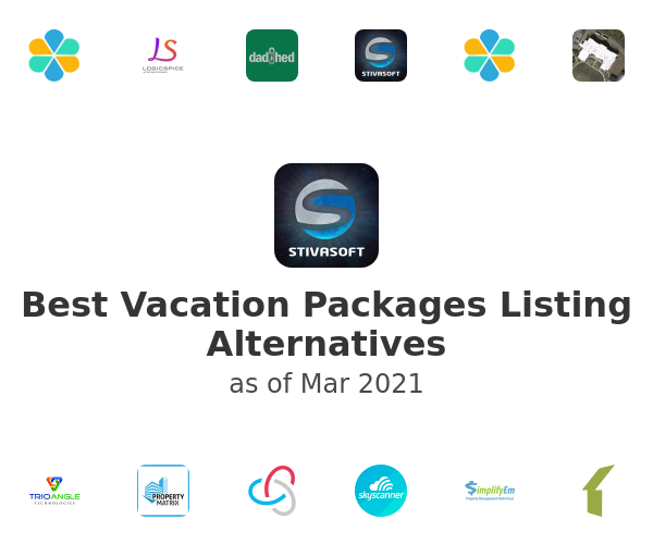 Best Vacation Packages Listing Alternatives