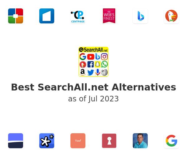 Best SearchAll.net Alternatives