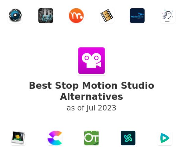 Best Stop Motion Studio Alternatives
