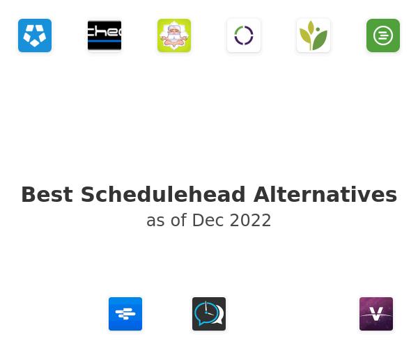 Best Schedulehead Alternatives