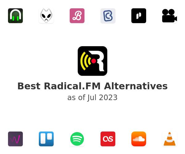 Best Radical.FM Alternatives