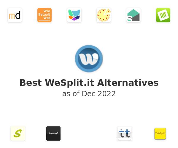 Best WeSplit.it Alternatives