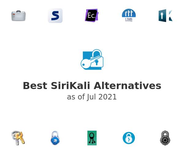 Best SiriKali Alternatives