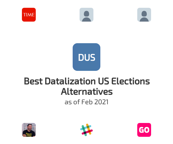 Best Datalization US Elections Alternatives
