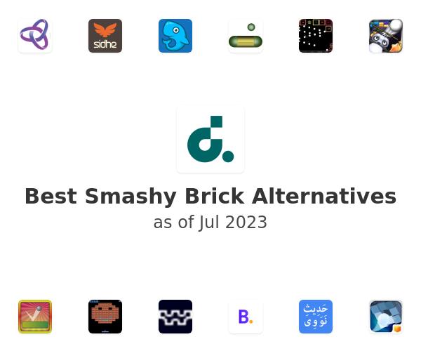 Best Smashy Brick Alternatives