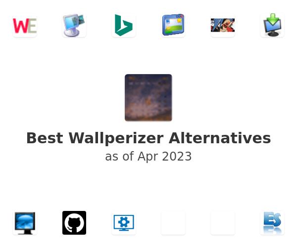 Best Wallperizer Alternatives