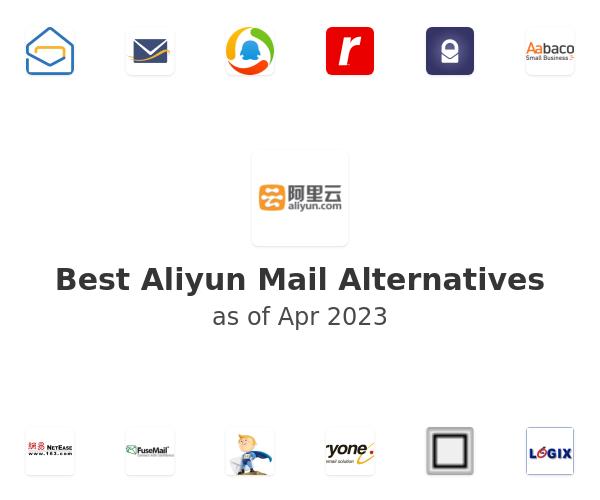 Best Aliyun Mail Alternatives