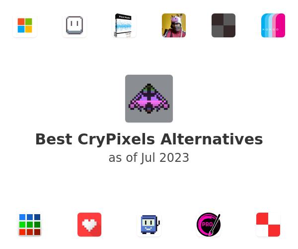 Best CryPixels Alternatives
