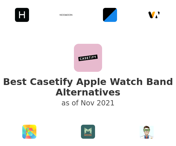 Best Casetify Apple Watch Band Alternatives