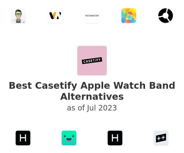 Best Casetify Apple Watch Band Alternatives