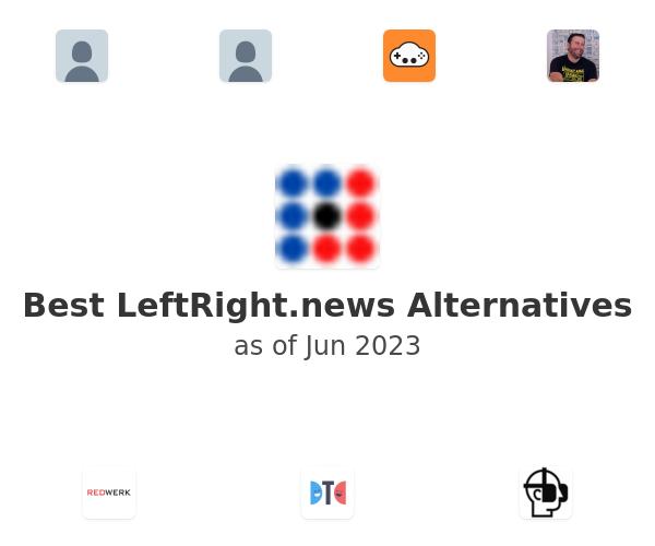 Best LeftRight.news Alternatives