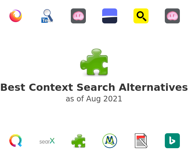Best Context Search Alternatives