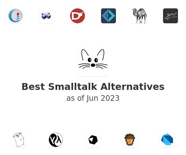 Best Smalltalk Alternatives