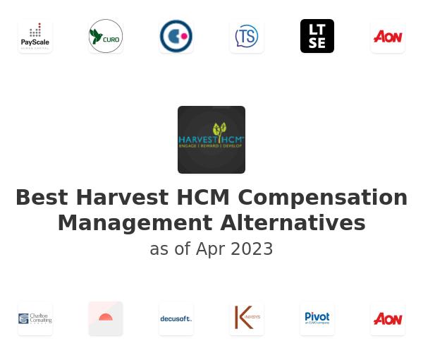 Best Harvest HCM Compensation Management Alternatives