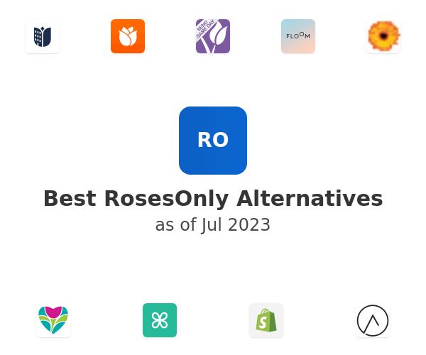 Best RosesOnly Alternatives