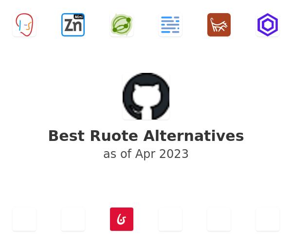 Best Ruote Alternatives