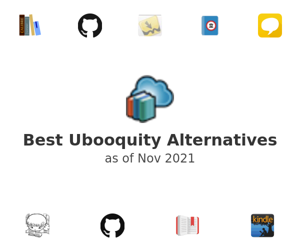 Best Ubooquity Alternatives