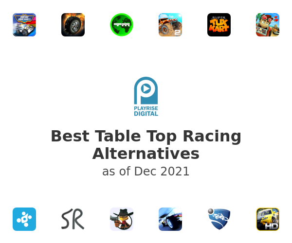 Best Table Top Racing Alternatives