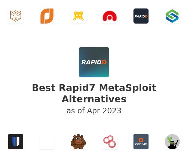 Best Rapid7 MetaSploit Alternatives