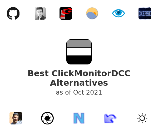 Best ClickMonitorDCC Alternatives