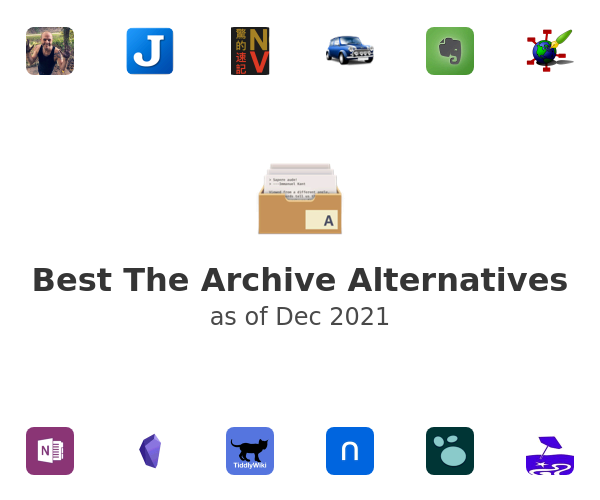 Best The Archive Alternatives