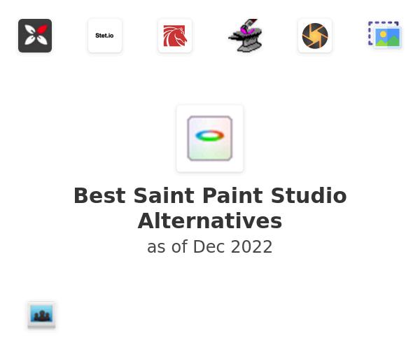 Best Saint Paint Studio Alternatives