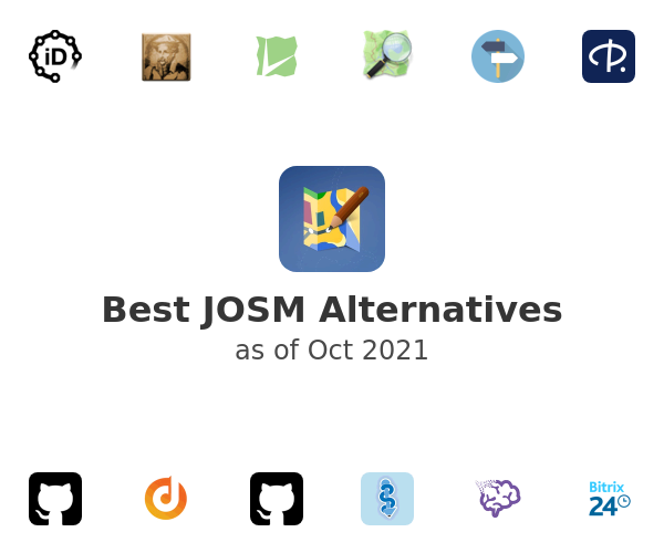 Best JOSM Alternatives