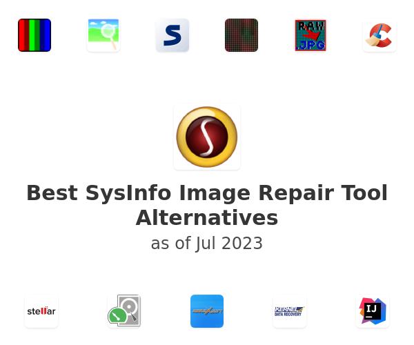 Best SysInfo Image Repair Tool Alternatives