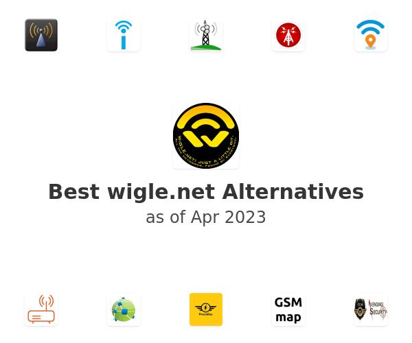 Best wigle.net Alternatives