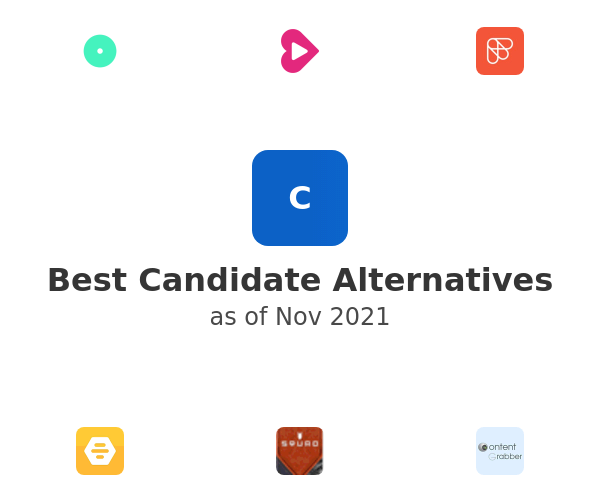 Best Candidate Alternatives