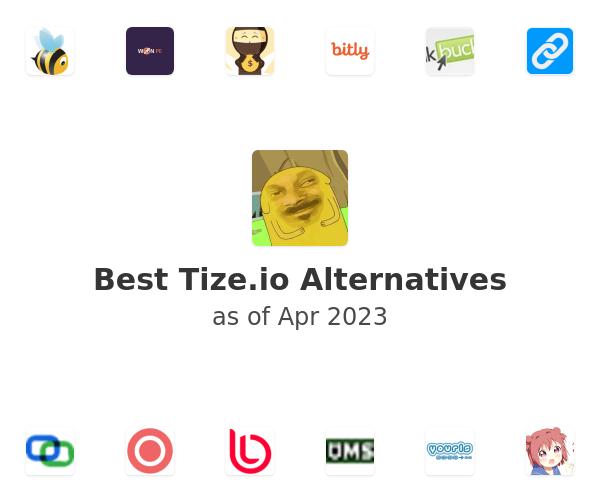 Best Tize.io Alternatives