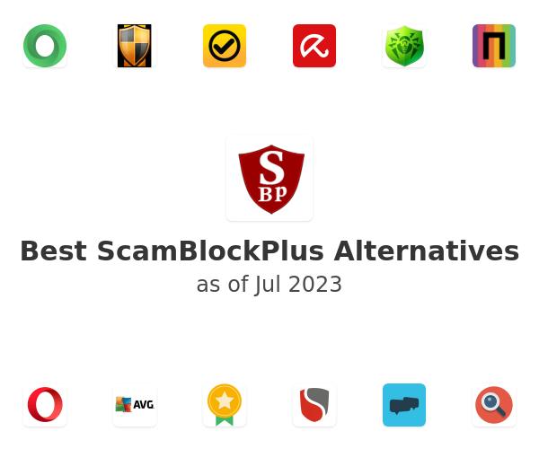 Best ScamBlockPlus Alternatives