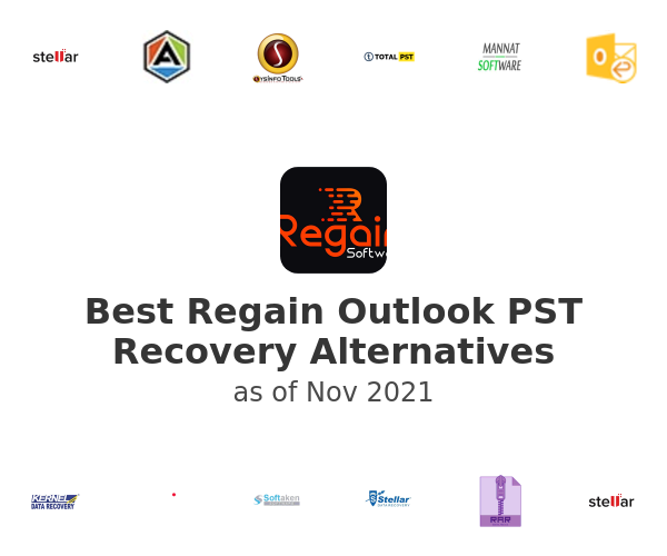 Best Regain Outlook PST Recovery Alternatives