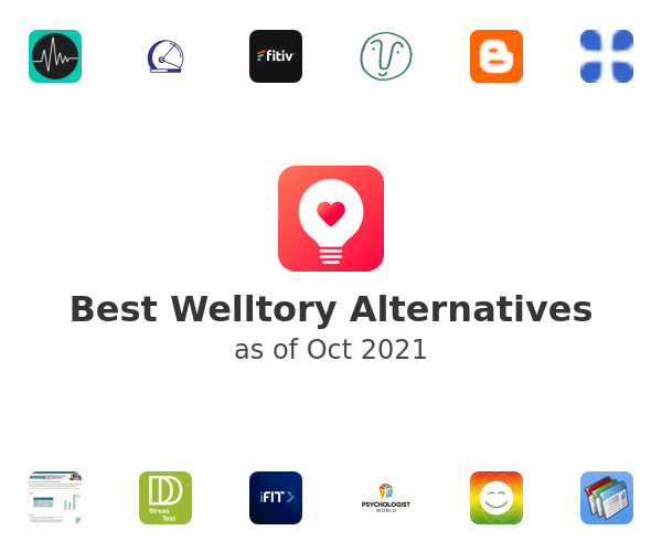 Best Welltory Alternatives