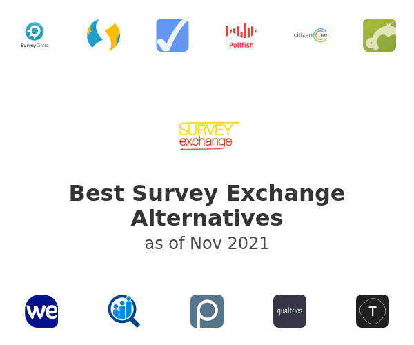 Best Survey Exchange Alternatives