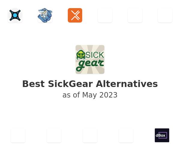 Best SickGear Alternatives