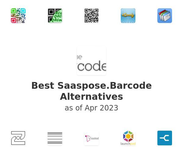 Best Saaspose.Barcode Alternatives