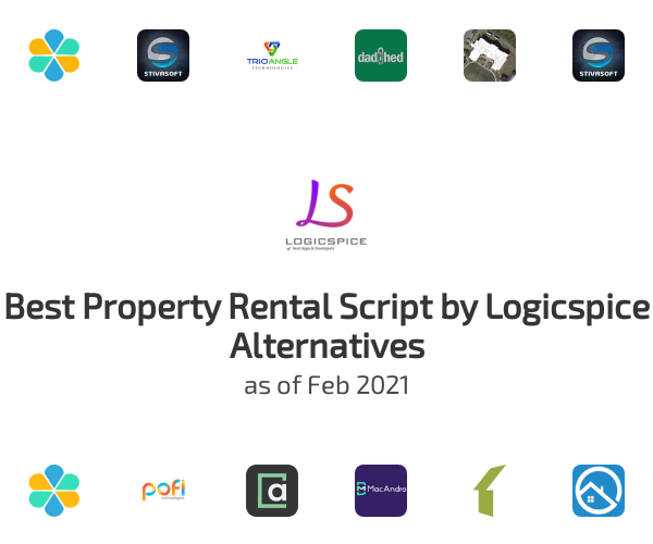 Best Property Rental Script by Logicspice Alternatives