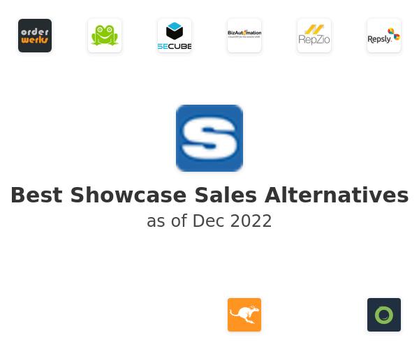 Best Showcase Sales Alternatives