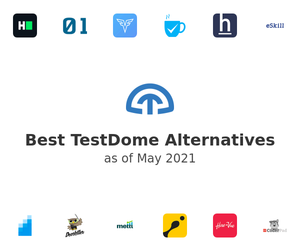 Best TestDome Alternatives