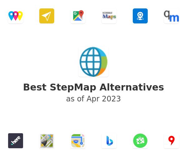 Best StepMap Alternatives