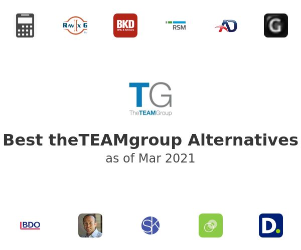 Best theTEAMgroup Alternatives
